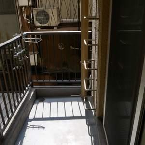 安田小網町マンション(2階,)のバルコニー