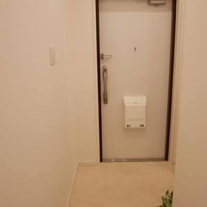 安田小網町マンション(2階,)のお部屋の玄関