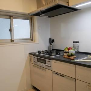 安田小網町マンション(2階,2980万円)のキッチン