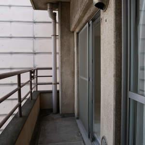 パレドール日本橋(8階,)のバルコニー