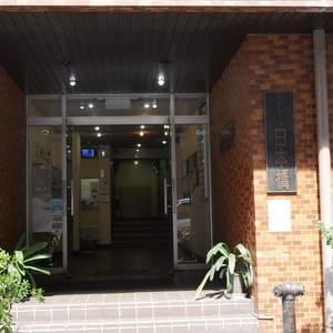パレドール日本橋のマンションの入口・エントランス