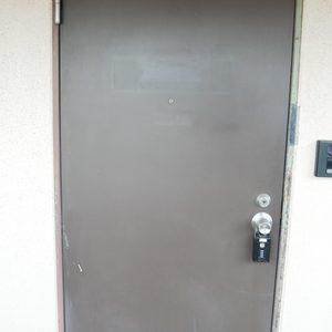 パレドール日本橋(8階,)のフロア廊下(エレベーター降りてからお部屋まで)