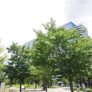 セザール第2中野の近くの公園・緑地
