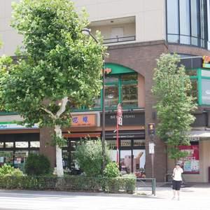 浜町サンフラワーマンションの周辺の食品スーパー、コンビニなどのお買い物