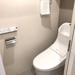 カーサ沼袋(3階,)のトイレ