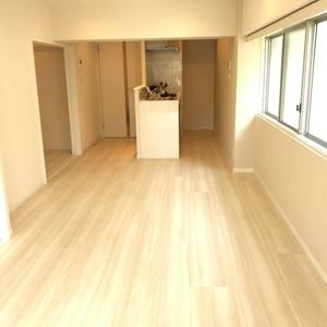 カーサ沼袋(3階,)の居間(リビング・ダイニング・キッチン)