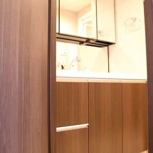 グランディ市谷柳町(4階,)の化粧室・脱衣所・洗面室