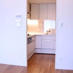 グランディ市谷柳町(4階,)のキッチン