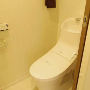 中野ハイネスコーポ(7階,2999万円)のトイレ