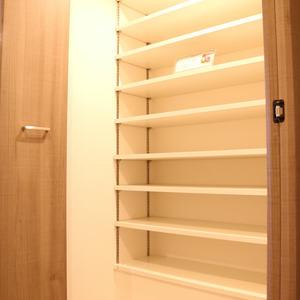 牛込ハイマンション(11階,)のシューズインクローゼット