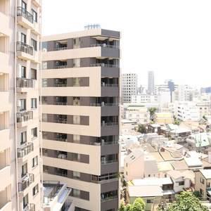 牛込ハイマンション(11階,)のお部屋からの眺望