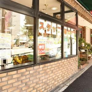 牛込ハイマンションの周辺の食品スーパー、コンビニなどのお買い物