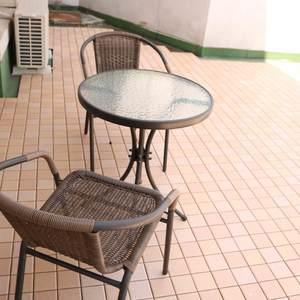 牛込ハイマンション(11階,)のルーフバルコニー