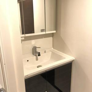 セザール第2中野(7階,)の化粧室・脱衣所・洗面室