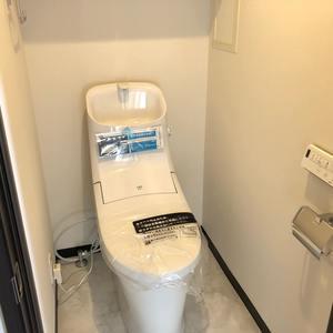 セザール第2中野(7階,)のトイレ