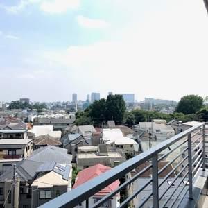 マンション沼袋(7階,)のお部屋からの眺望