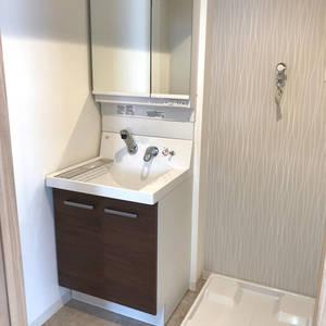 マンション沼袋(7階,)の化粧室・脱衣所・洗面室
