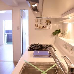 牛込ハイム(14階,)のキッチン