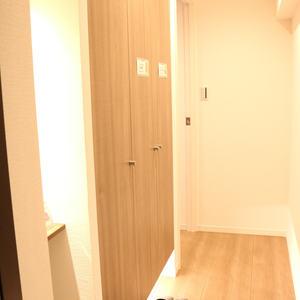 牛込ハイム(14階,)のお部屋の玄関