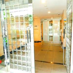 菱和パレス池袋のマンションの入口・エントランス