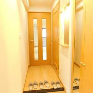 菱和パレス池袋(2階,3580万円)のお部屋の玄関