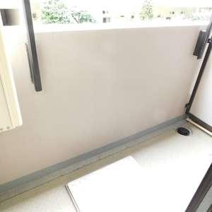 菱和パレス池袋(2階,3580万円)のバルコニー