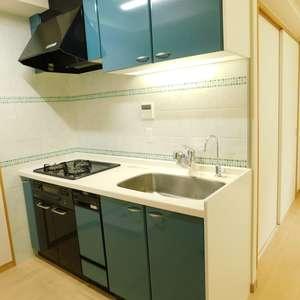 菱和パレス池袋(2階,3580万円)のキッチン