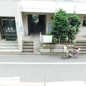 菱和パレス池袋(2階,3580万円)のお部屋からの眺望