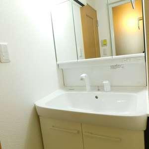 菱和パレス池袋(2階,3580万円)の化粧室・脱衣所・洗面室