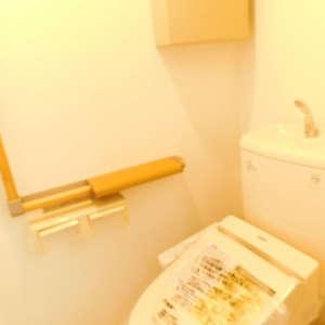 菱和パレス池袋(2階,3580万円)のトイレ