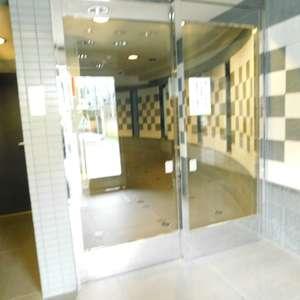 藤和シティコア池袋のマンションの入口・エントランス