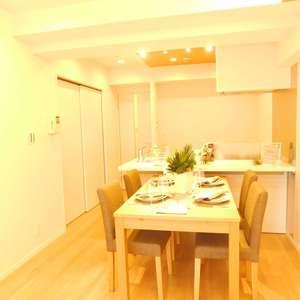 藤和シティコア池袋(3階,)の居間(リビング・ダイニング・キッチン)