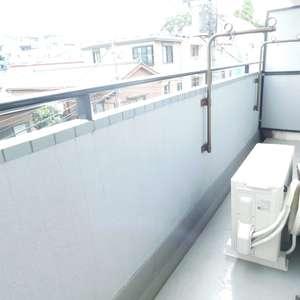 藤和シティコア池袋(3階,)のバルコニー