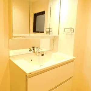 サンサーラ池袋(2階,4780万円)の化粧室・脱衣所・洗面室
