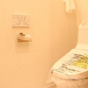シティハイツ根津(2階,)のトイレ