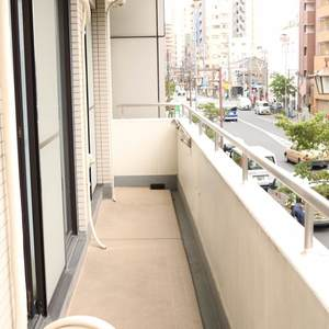 シティハイツ根津(2階,)のバルコニー