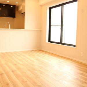 グランドメゾン千駄木(5階,)の居間(リビング・ダイニング・キッチン)
