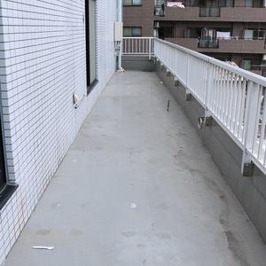 グランドメゾン千駄木(5階,)のルーフバルコニー