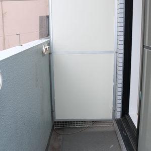 グランドメゾン千駄木(5階,)のバルコニー