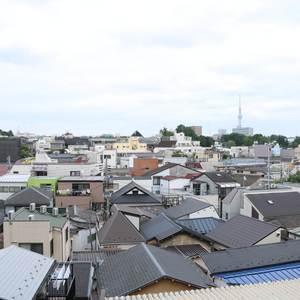 グランドメゾン千駄木(5階,)のお部屋からの眺望