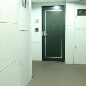 グランドメゾン千駄木(5階,)のフロア廊下(エレベーター降りてからお部屋まで)