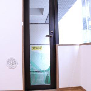 シーアイマンション根津弥生坂(2階,3080万円)のバルコニー