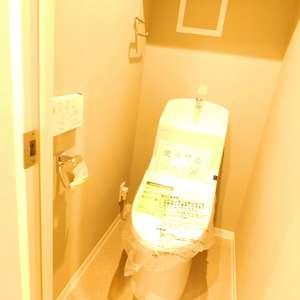 GSハイム板橋南町(2階,)のトイレ