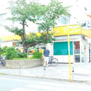 ストーク大山の周辺の食品スーパー、コンビニなどのお買い物