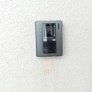 ストーク大山(14階,)のフロア廊下(エレベーター降りてからお部屋まで)