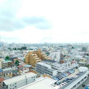 ストーク大山(14階,)のお部屋からの眺望