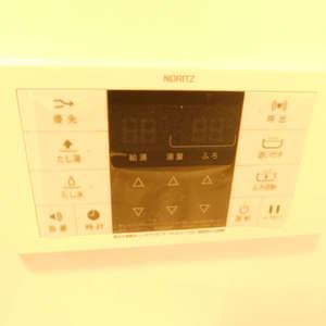 ストーク大山(14階,)の浴室・お風呂