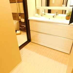 ストーク大山(14階,)の化粧室・脱衣所・洗面室