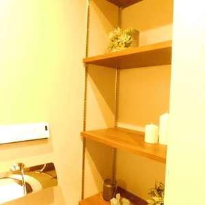 ストーク大山(14階,)のトイレ