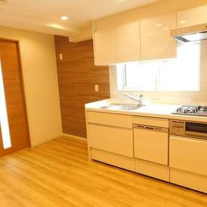大山コーポサンキョー(4階,)のキッチン